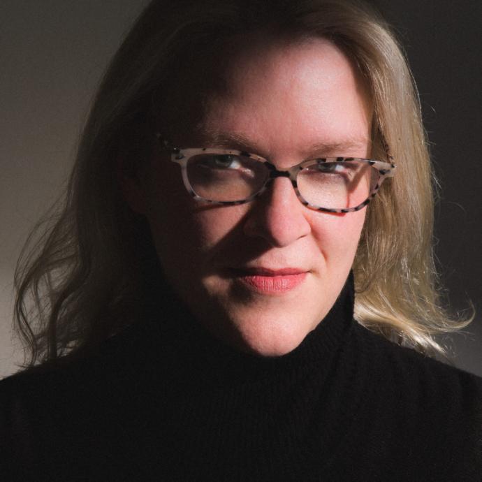 head shot of Megan Stielstra