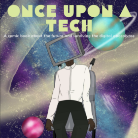 Once Upon a Tech cover